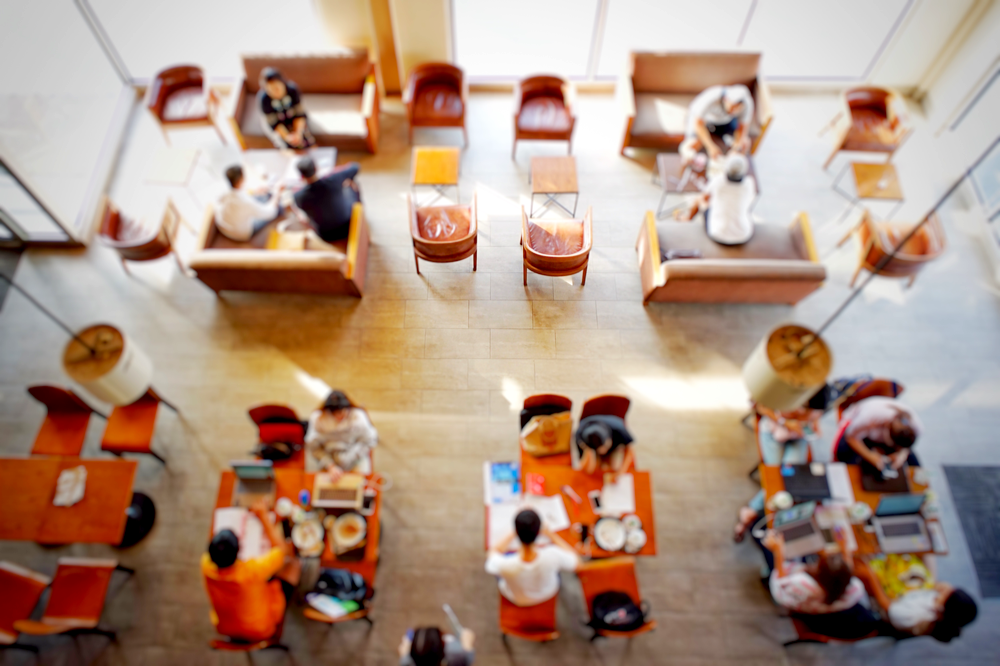 How To Determine Which Co-working Space Is Right For You | 580 Executive Center