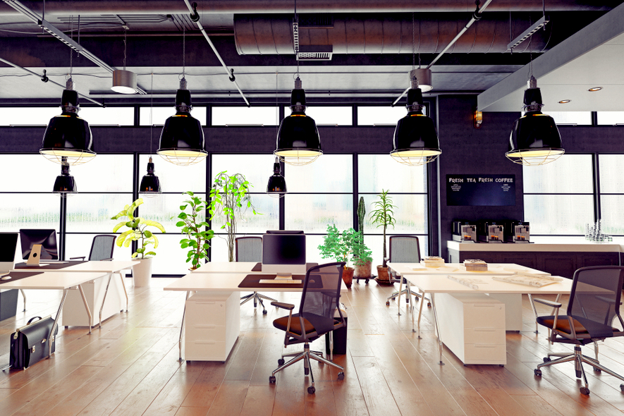 Top 4 Coworking Space Trends | 580 Executive Center
