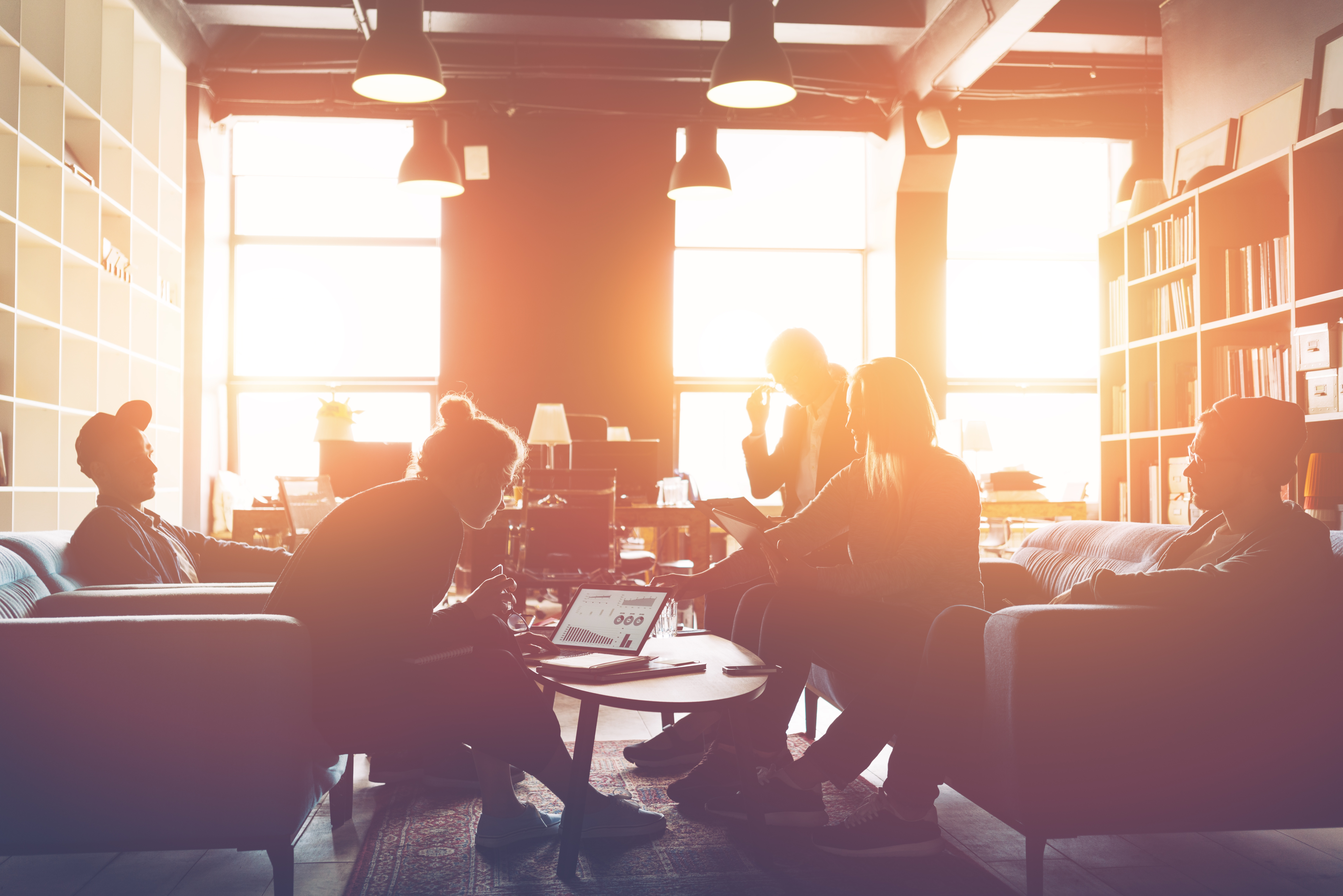 Benefits of Using A Coworking Space Over Other Options | 580 Executive Center