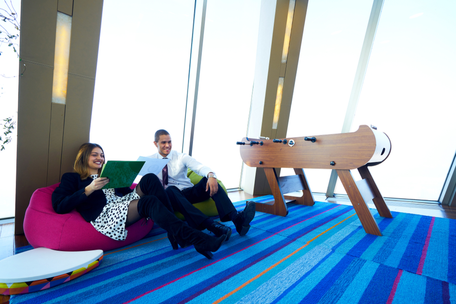 Benefits of Using a Co-Working Space Instead of an Office   580 Executive Center