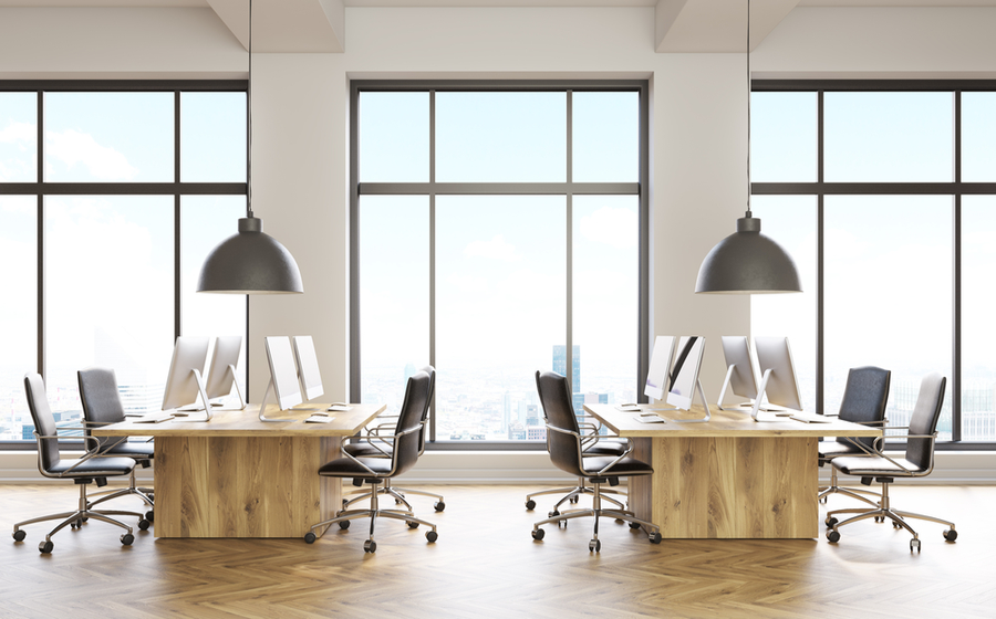 Co-Working Spaces Offer More Than Just a Desk | 580 Executive Center