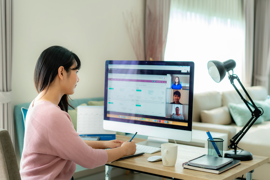 Experience the Freedom of Working from Anywhere with a Virtual Office | 580 Executive Center